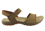 Merrell Hibiscus Womens Comfortable Leather Sandals