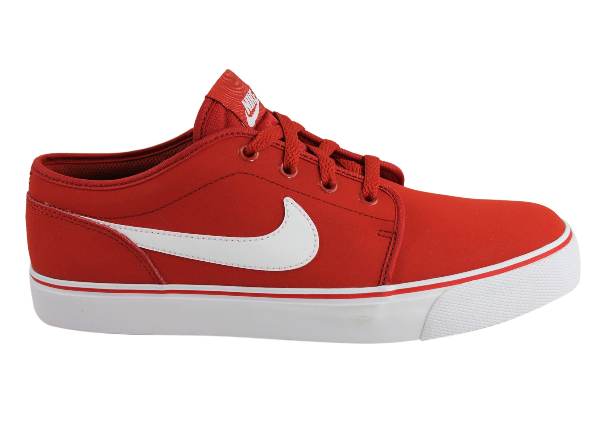 Nike Toki Low Leather Mens Lace Up