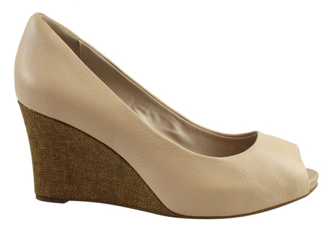 Rockport Womens STO7WP85 Plain Pump S Wedge Shoes