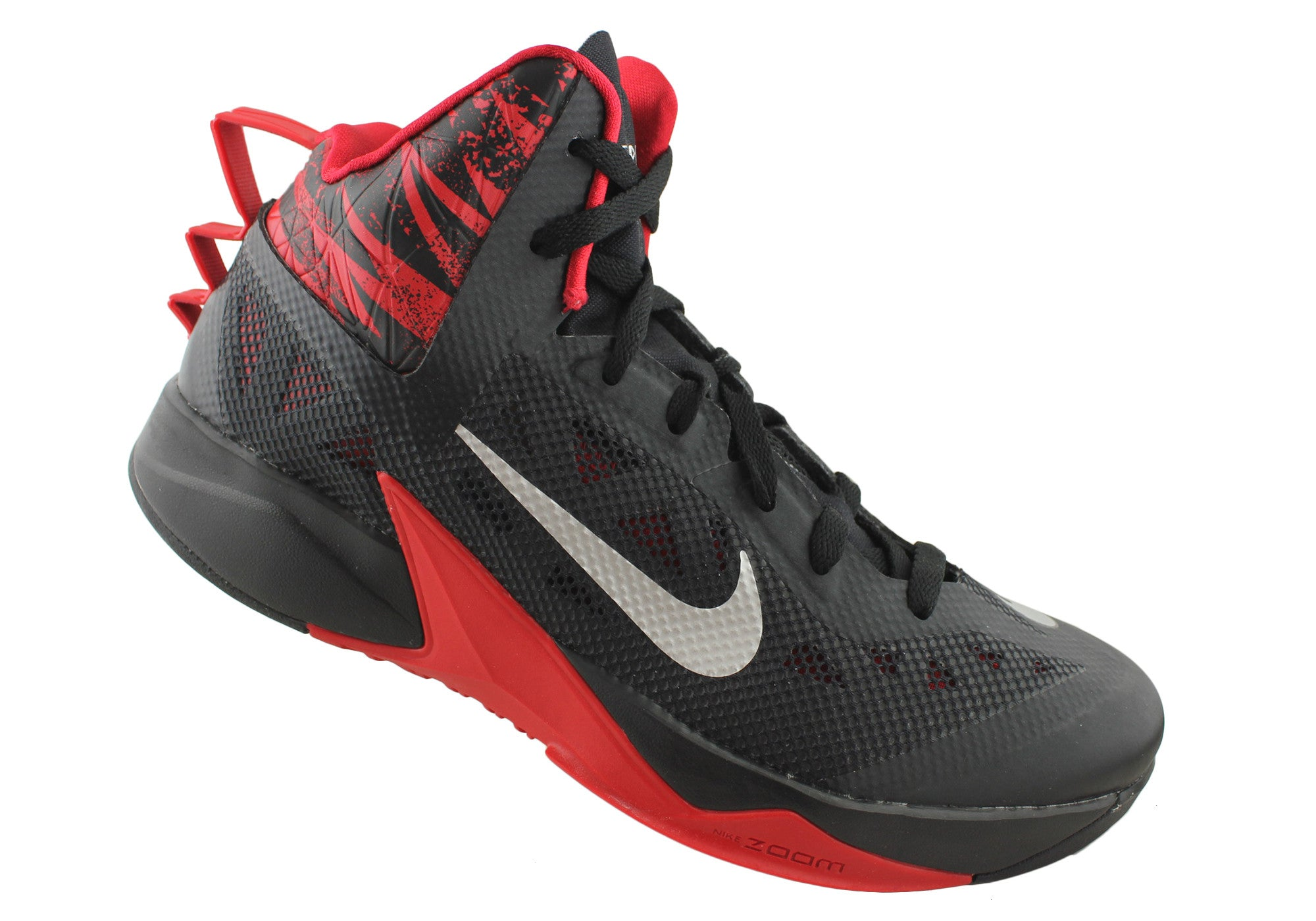 Nike Zoom Hyperfuse 2013 Mens Basketball/Casual High Top Shoes
