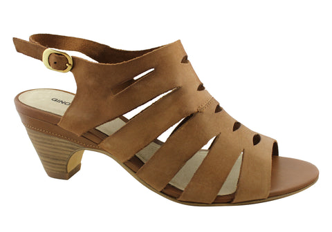 Gino Ventori Reward Womens Heel Sandals