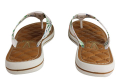 Vizzano Pammy Womens Cushioned Flat Thongs Sandals Made In Brazil