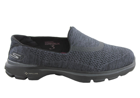 Skechers Go Walk 3 Renew Womens Comfortable Shoes