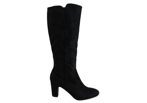 Bellissimo Kimberly Womens Comfortable Knee High Boots