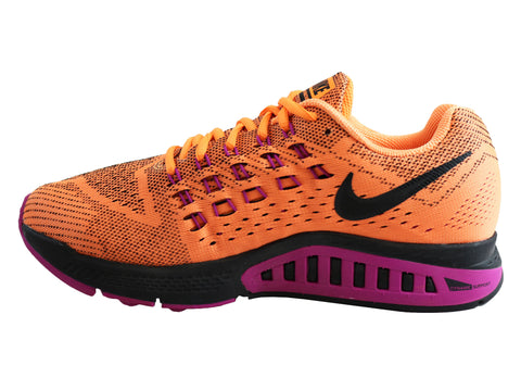 factory price 83e6e 443b6 Nike Air Zoom Structure 18 Womens Premium Cushioned Running Shoes