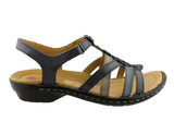 Planet Shoes Ancor Womens Leather Comfort Sandals
