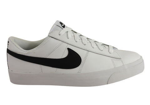 Nike Match Supreme Leather Mens Tennis Casual Shoes