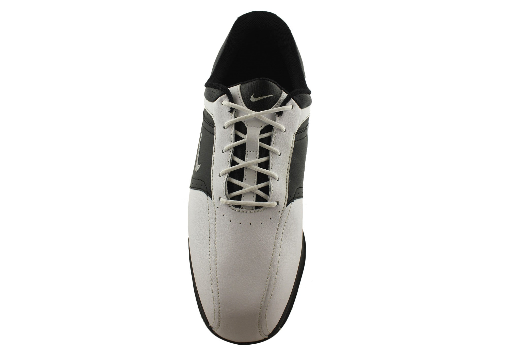 Nike Vintage Saddle Mens Leather Golf Shoes