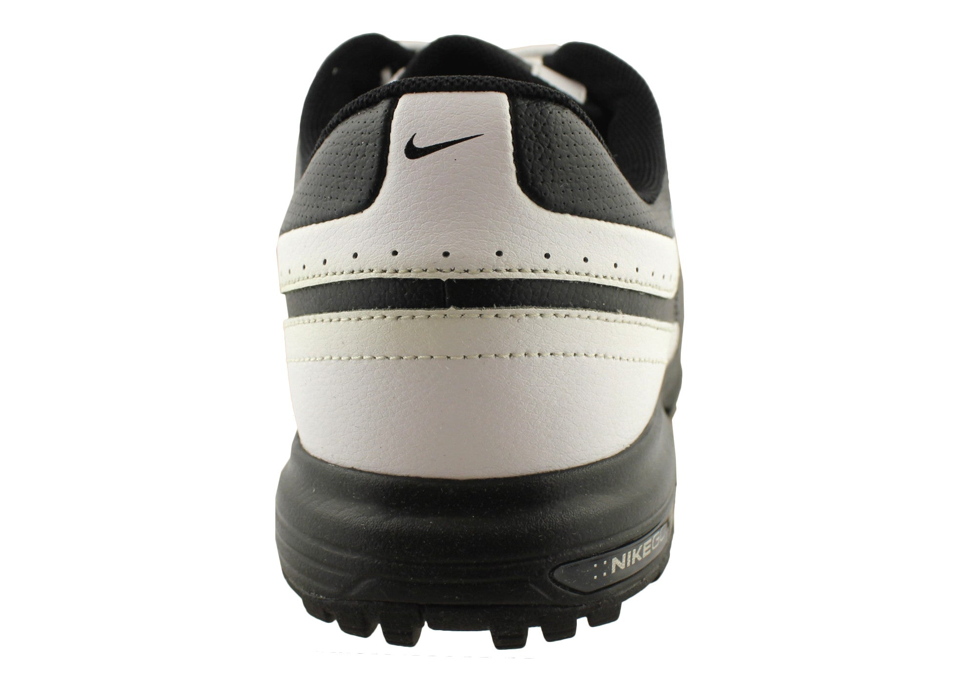 Nike Vintage Saddle Golf Shoes Black