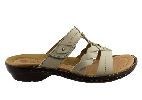 Planet Shoes Arctic Womens Adjustable Sandals