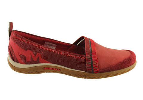 Merrell Enlighten Awake Womens Leather Casual Flats
