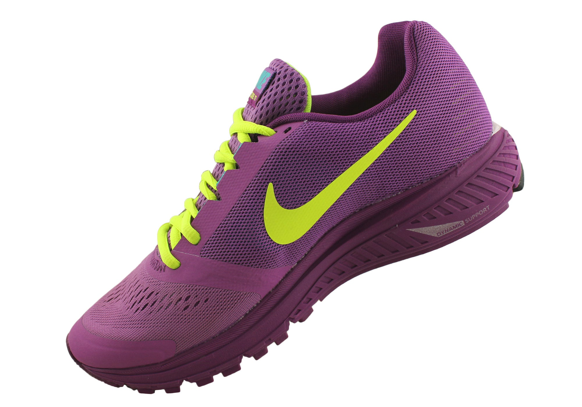 Nike Zoom Structure+ 17 Womens Running Shoes