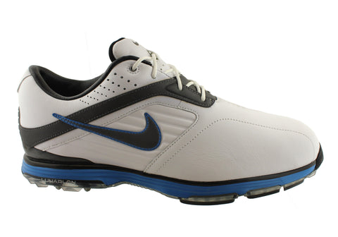 Nike Lunar Prevail Mens Leather Golf Shoes