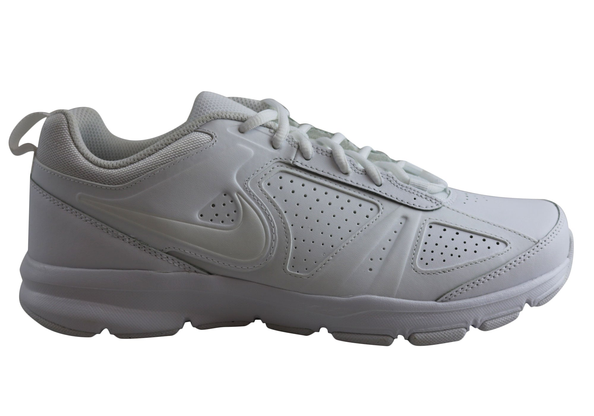 reputable site aecc6 6a694 Home Nike T-Lite XI Mens Cross Trainer Shoes Sport Shoes. White ...