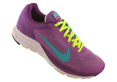 Purple; Blue/Pink; Nike Zoom Structure+ 17 Womens Running Shoes ...