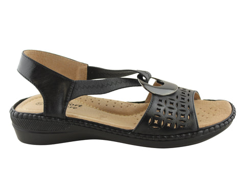 Comfort Leisure Faith Womens Comfort Sandals