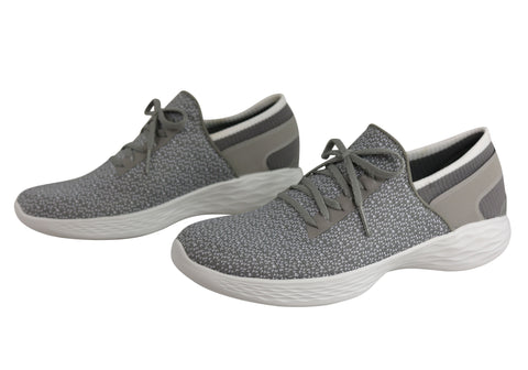 b2e9272b9069 Skechers You Womens Inspire Comfortable Casual Slip On Shoes