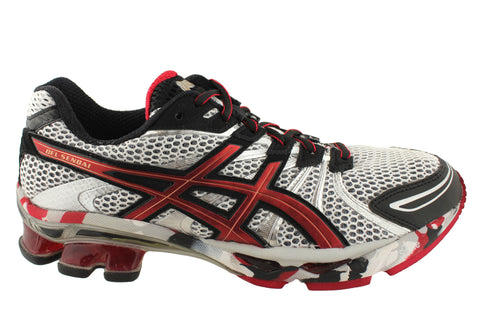 Asics Gel-Sendai Mens Premium Cushioned Running/Sport Shoes