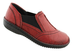 Cabello Comfort Womens Leather Shoes Made In Turkey