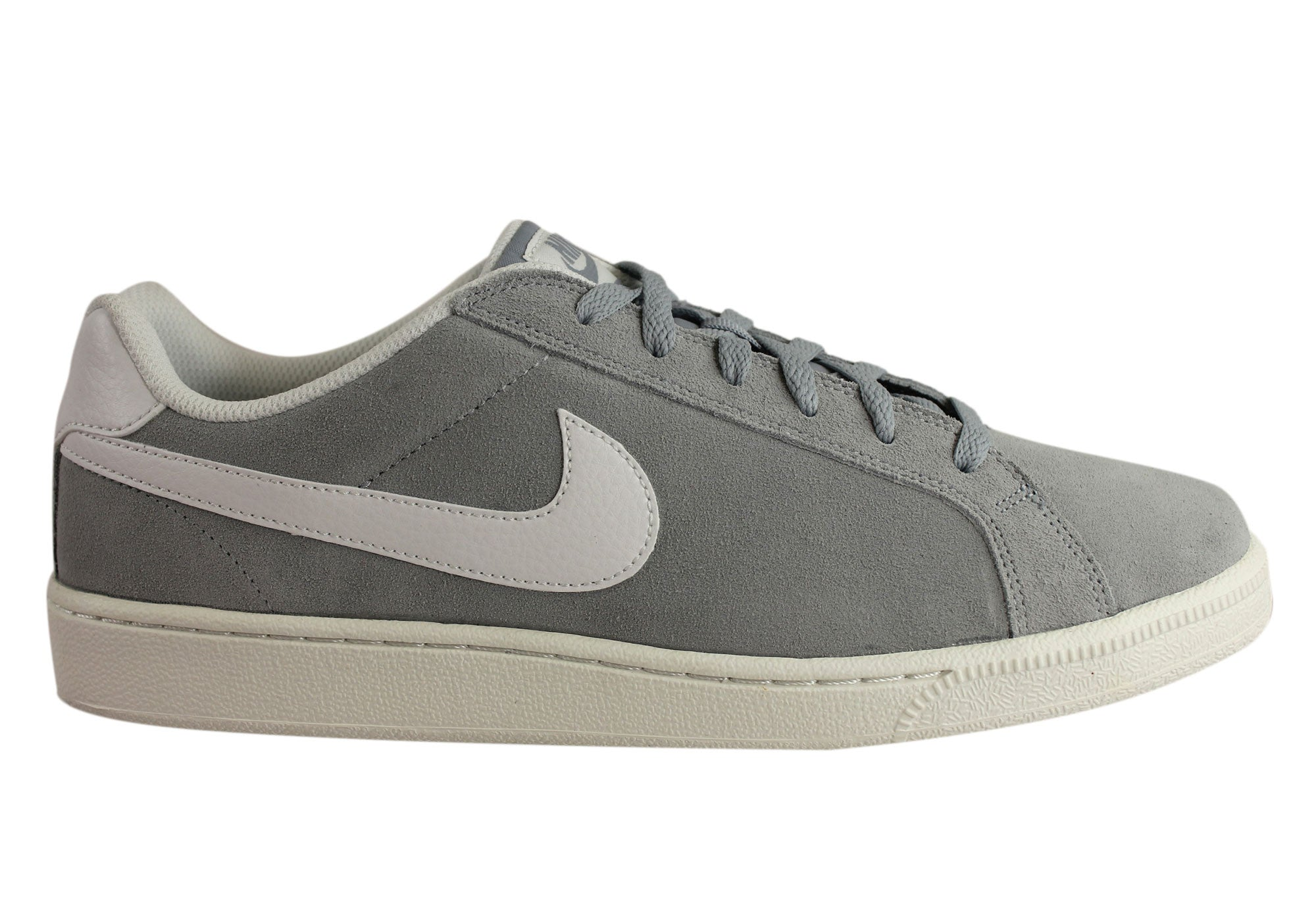 Nike Us Court Majestic Suede Men Us Nike 10 Gris Chaussures2760 Ebay cd8c56