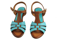 Cabello Comfort IM1455 Womens Sandals Hand Made In Turkey