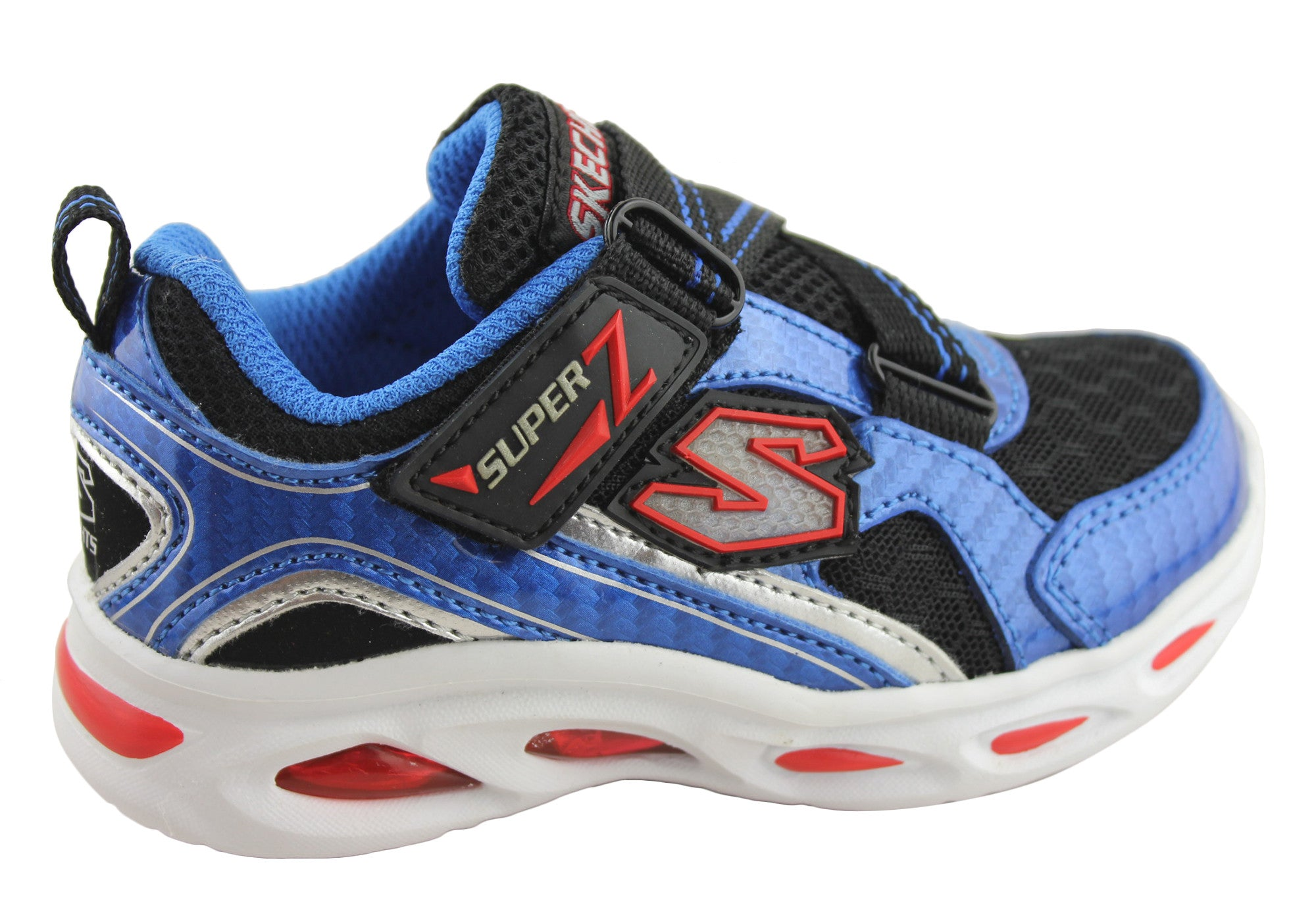 Skechers S Lights Ipox Infant Boys Shoes
