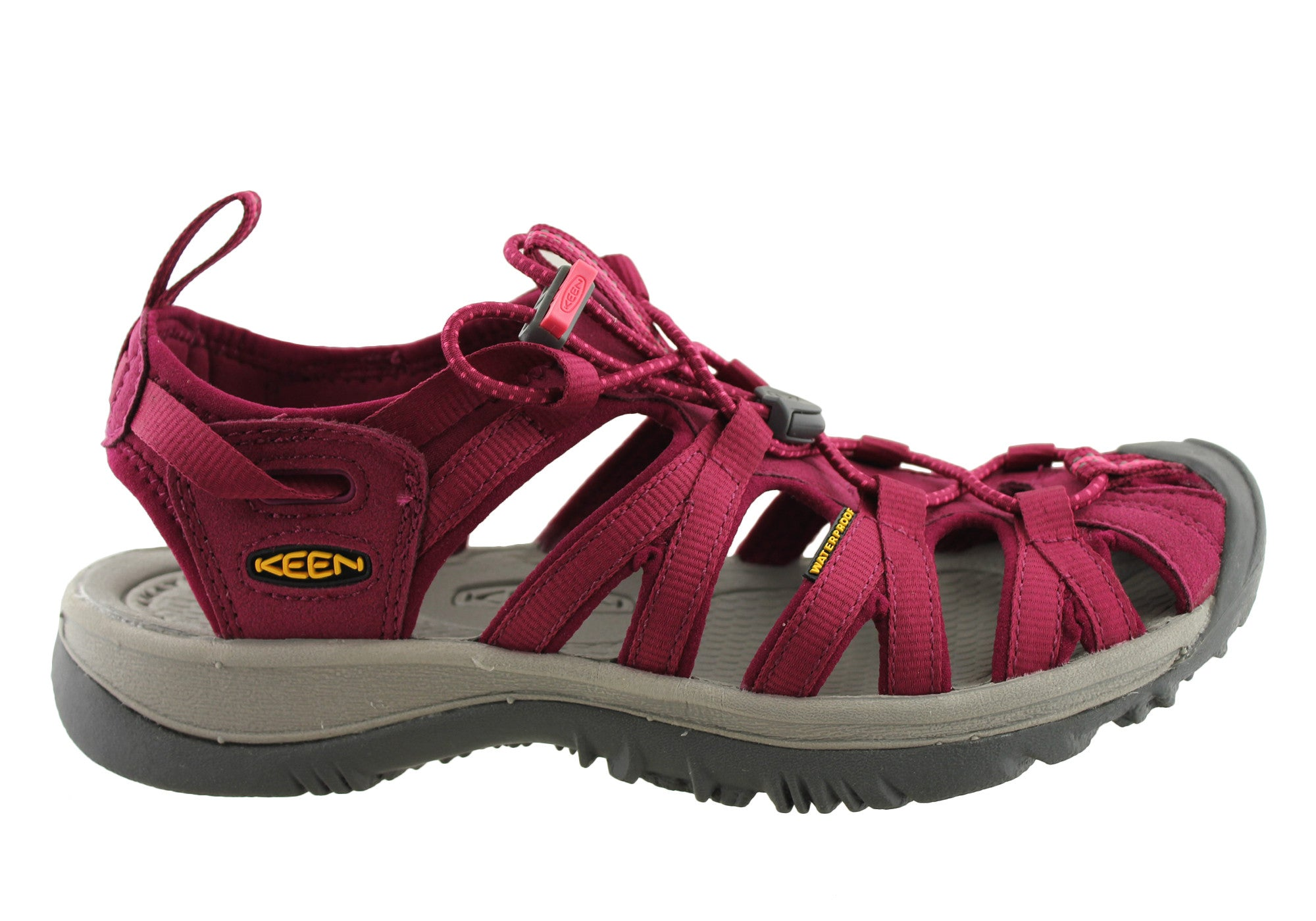 Keen Whisper Womens Comfortable Outdoor Sandals Brand