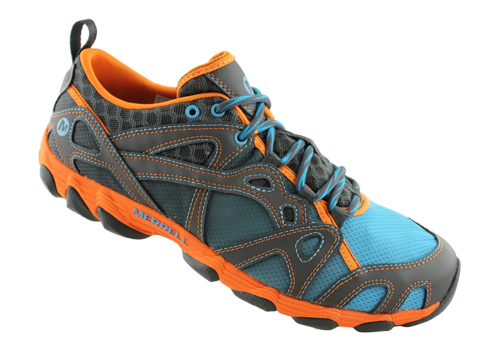 Merrell Mens Hurricane Lace Up Sport Shoes