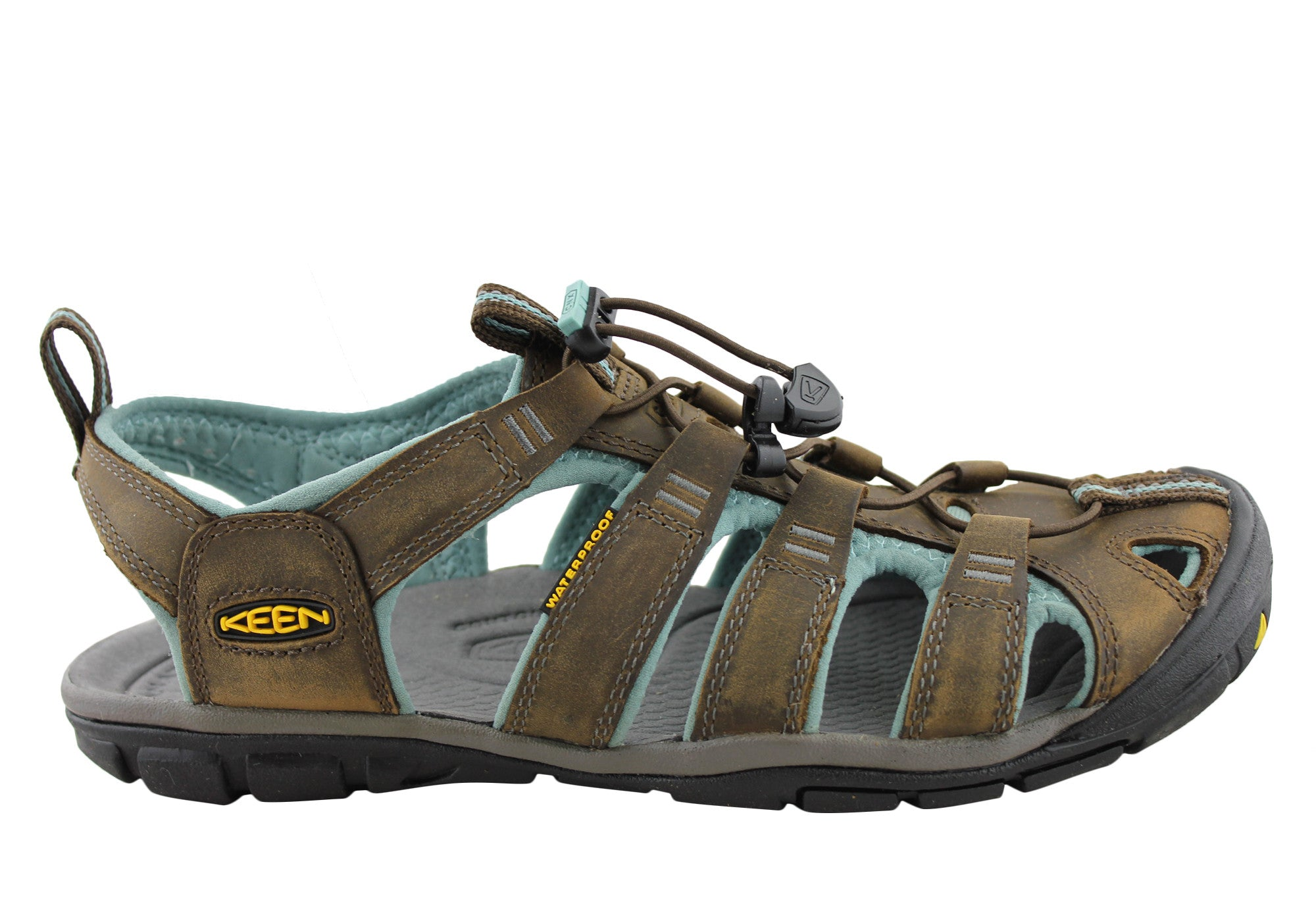 NEW KEEN CLEARWATER CNX LEATHER WOMENS COMFORTABLE SANDALS | eBay