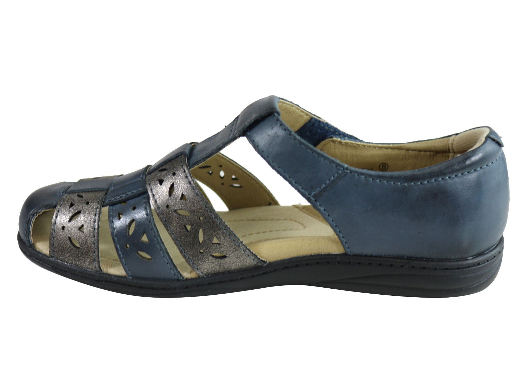 Planet Shoes Jolly Womens Comfortable Leather Closed Toe -5459