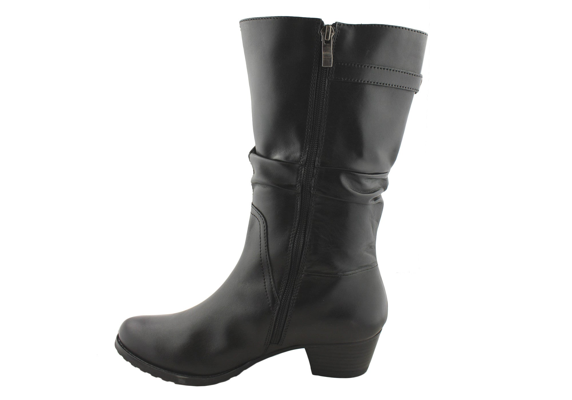 Gino Ventori Cabaret Womens Leather Boots