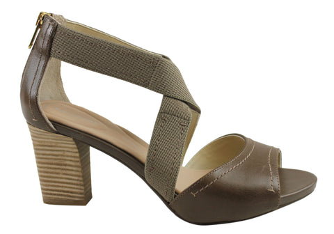 Rockport Womens 7 75 mm Cross Strap Sandals