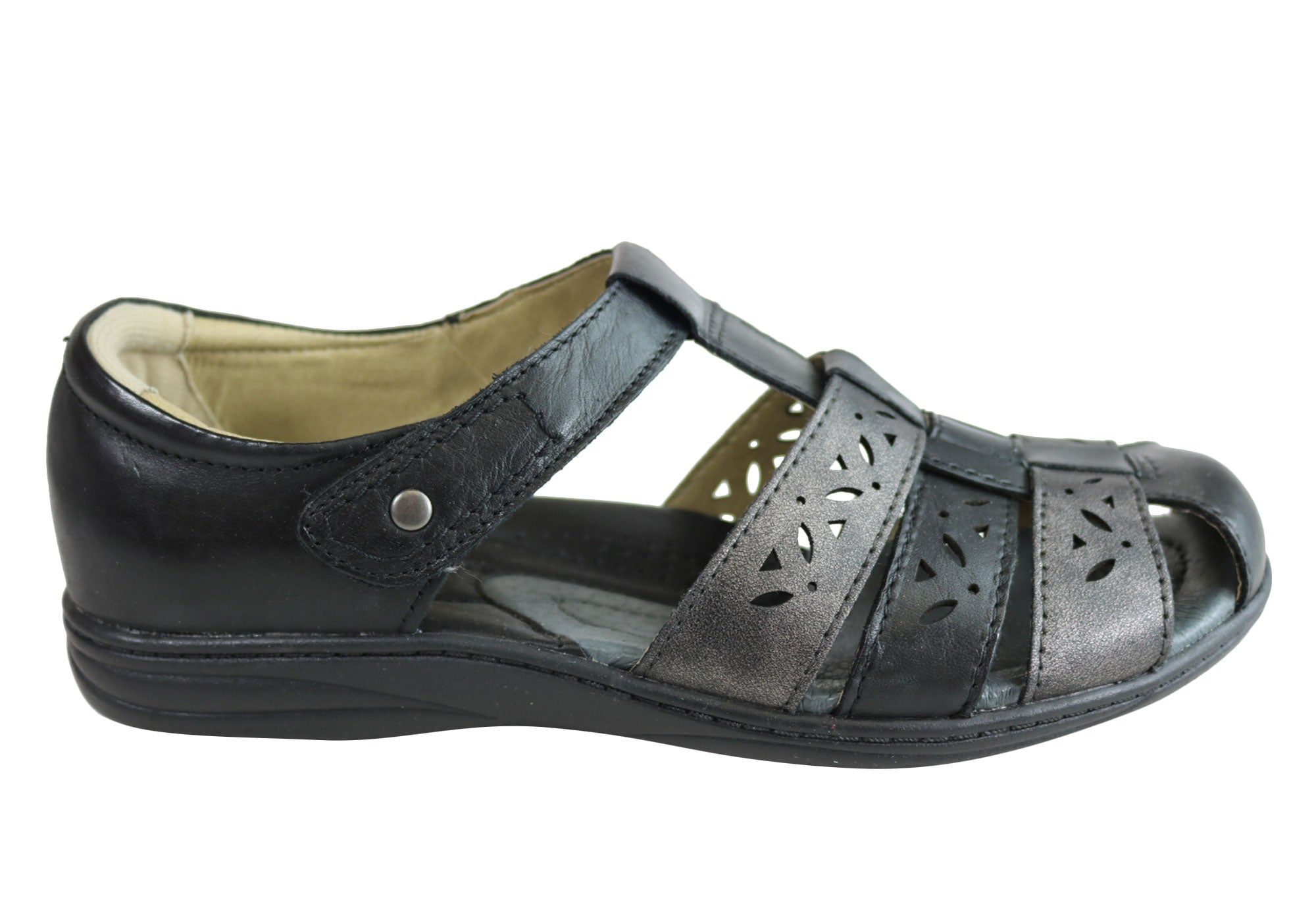Planet Shoes Jolly Womens Comfortable Leather Closed Toe