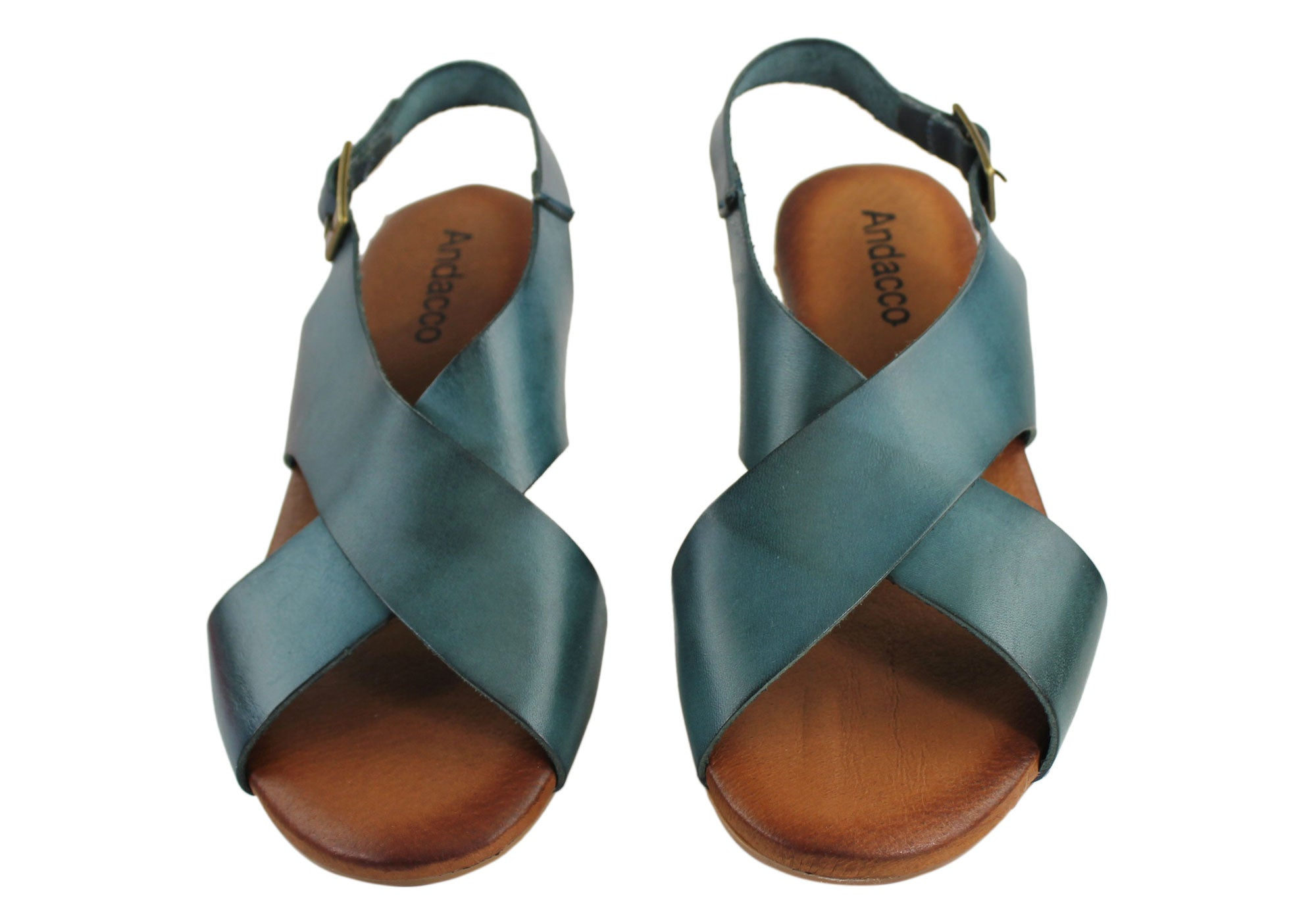 Andacco 16301 Vaquetilla Womens Sandals Made In Spain