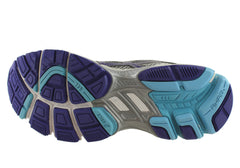 Asics GT-1000 Womens Cushioned Running Shoes Wide Width