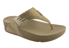 FitFlop Flare Womens Comfort Thong Sandals