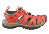 Keen Whisper Womens Comfortable Sandals