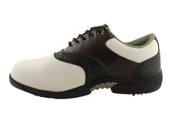 Niblick Bourke Mens Golf Shoes
