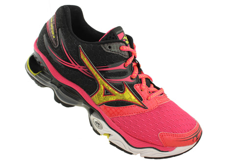 5895fc878d4 Mizuno Wave Creation 14 Womens Cushioned Running Shoes