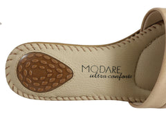 Modare Ultraconforto Walsh Womens Comfort Wedge Sandals Made In Brazil