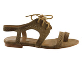 Lavish April Womens Comfy Fashion Sandals