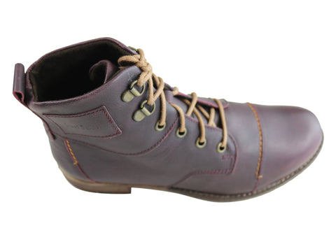 brand new 58889 a3a48 Josef Seibel Sienna 17 Womens Comfort Leather Ankle Boots ...