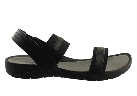 Kalinya Carlo Womens Sandals With Elasticized Straps