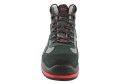 King Gee Workcool Safety Boots Mens Lace Up Composite Toe Cap
