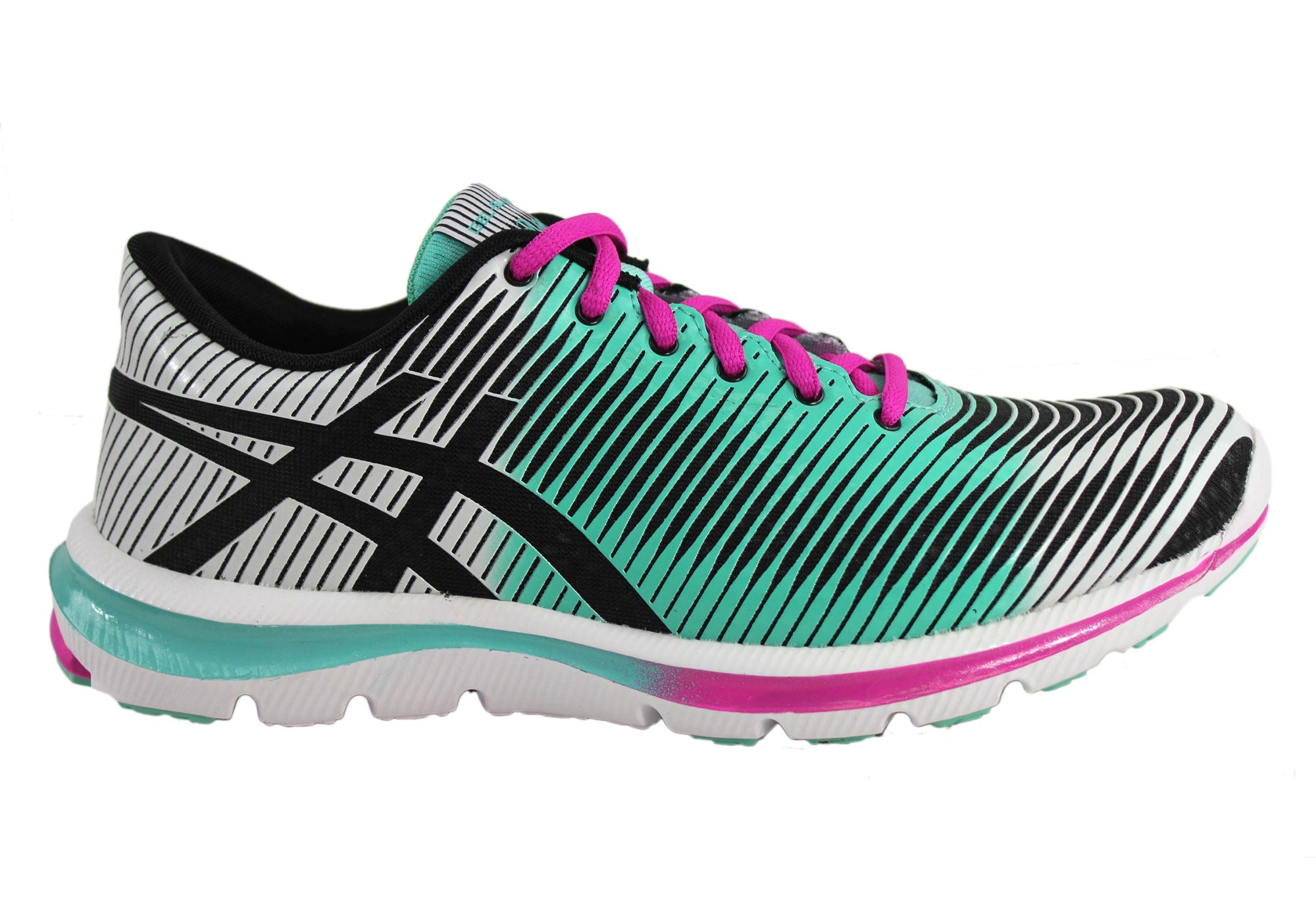 asics super j33 damen