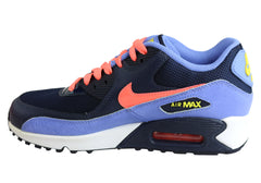 Nike Air Max 90 (GS) Older Kids Girls Trainers Sport Shoes