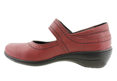 Cabello Comfort 961-21 Womens Leather Mary Jane Shoes
