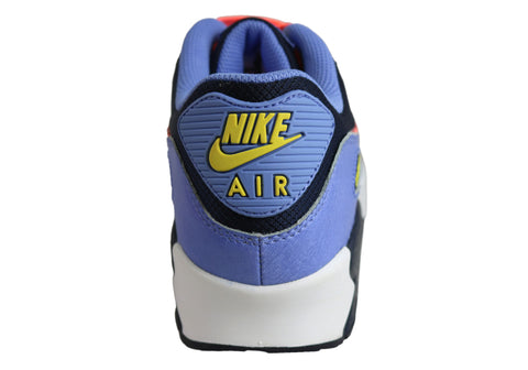 1fb33b69bfff7 Nike Air Max 90 (GS) Older Kids Girls Trainers Sport Shoes | Brand ...