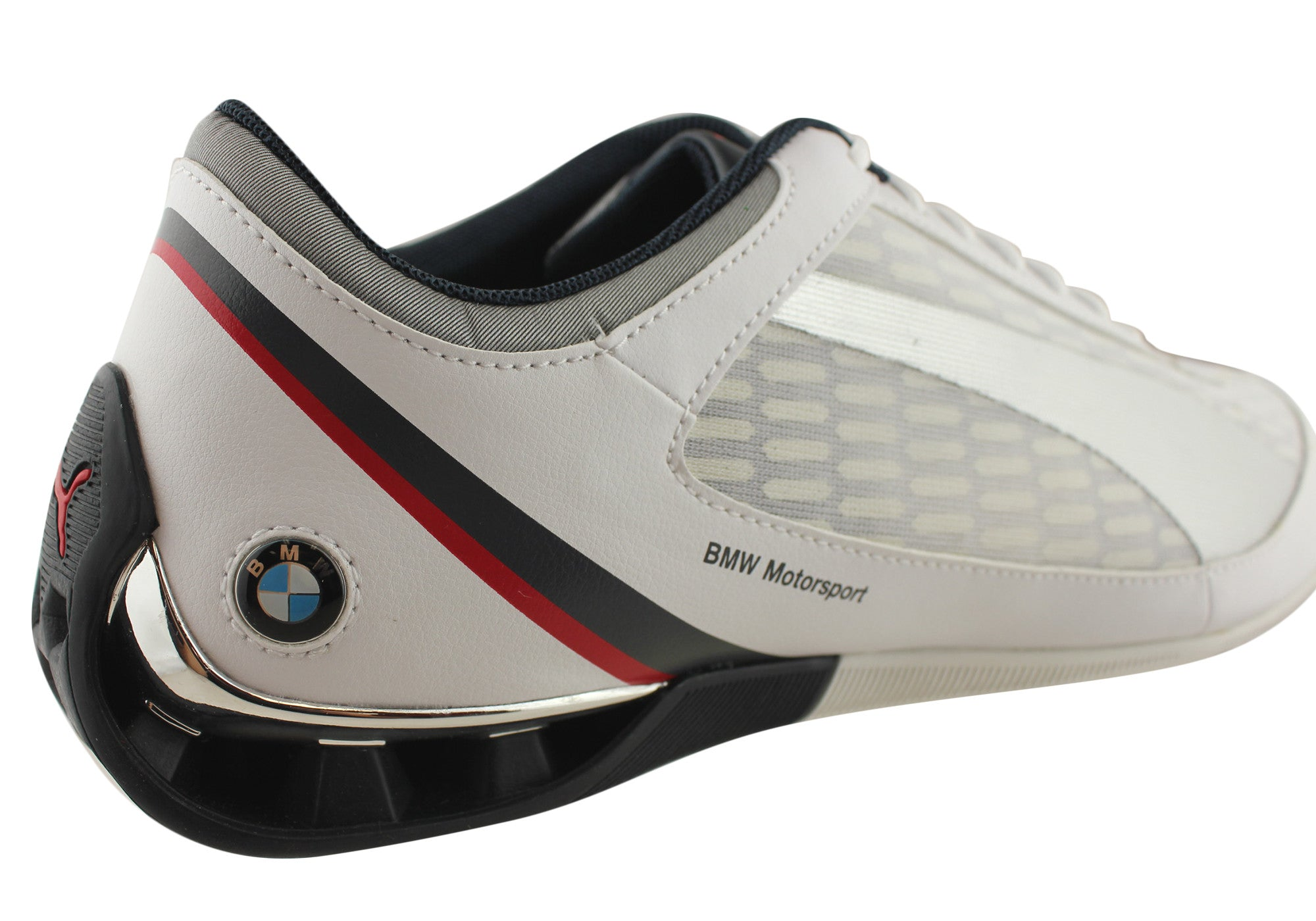 Puma Power Race BMW Motorsports Mens Lace Up Shoes  b3f96421b