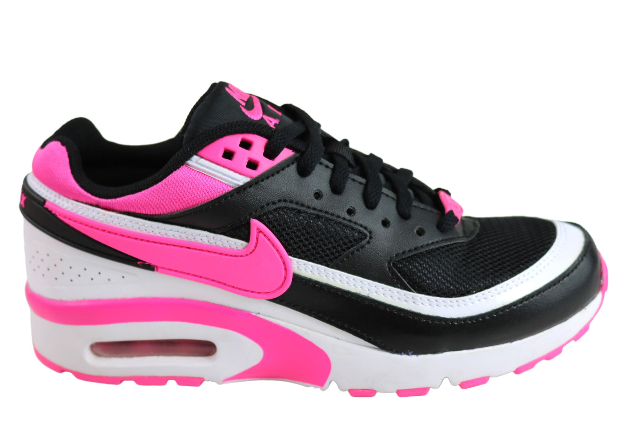 79efe00322e Details about New Nike Air Max Bw Older Girls Kids Sports Shoes Trainers